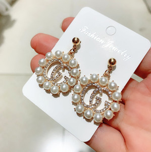 Wholesale Hot sale Brand Designer hollow geometry earring ER0111 Fashion Women Real Photo Stud Earring women wedding gift jewelery