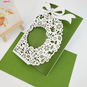 30pcs Wedding Invitations Laser Cut Invitations Cards Kits For Wedding Bridal Shower Birthday 6Z