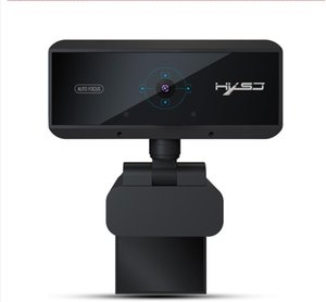 ingrosso microfono s3-1080P Webcam HXSJ Video Computer milioni di Auto Focus Webcam con fotocamera integrata microfono per PC Laptop Per S3 S90 S6 AF