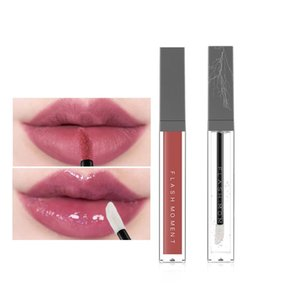2018 new 16 Color Matte Mist Side Lip Gloss Moisturizing Moisten Glass Labial Glair Sex lip Enhancement Suit