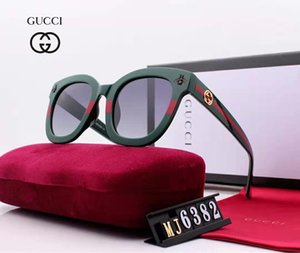 Wholesale Fashion Brand Little Bee sunglasses luxury women s wear brand designer square summer full picture frame high quality with box or without