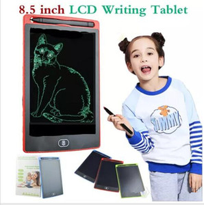 Newest 8.5 inch LCD Writing Tablet Handwriting Pad Digital Drawing Board Graphics Paperless Notepad Support Screen Clear Function