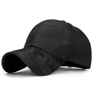 c828417b Wholesale High quality Breathable Mesh Cap Baseball Cap Men's And Women's  Hats Sun Hat Trend Camouflage