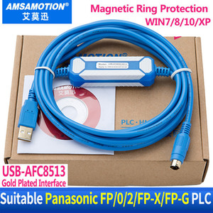 USB-AFC8513 Programming Cable Suitable Panasonic FP0 FP2 FP-X FP-M series PLC on Sale