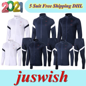 Wholesale football team jackets for sale - Group buy 2020 FRANCE Jacket Tracksuits camiseta de futebol National Team MBAPPE GRIEZMANN Tracksuit Training jogging Wear Football Shirt Maillot de