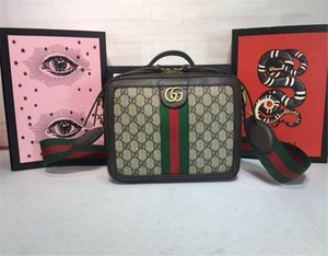 Wholesale Designer luxury Gucci handbags purses Ophidia small G shoulder bag With Straps bags Vertical stripes unique Design Outdoor Bags