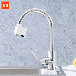Wholesale Original Xiaomi Mijia Zajia Automatic Sense Infrared Induction Water Saving Smart Home Device For Kitchen Bathroom Sink Faucet T190621