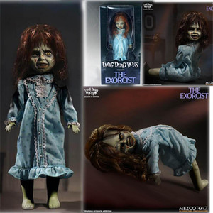 Wholesale Mezco Living Dead Dolls The Exorcist Joint Movable Action Figure AS A Halloween Gift