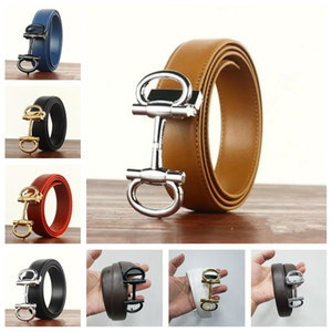 2019 New Fashion Belts Vintage Designer Genuine Leather Waist Straps Popular Men Women Causal Belt High Quality Luxury Buckle Belts