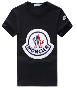 2019 summer new listing top quality designer clothing men's fashion T-shirt printing Shipping