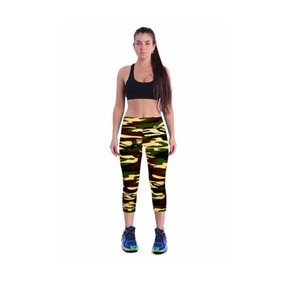 Women Yoga Outfits Floral Printed Sports Leggings Ladies Yoga Pants Sport GYM Running Skinny Legging Pencil Pants GGA2694