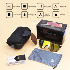 Wholesale 2019 Polarized Brand Cycling Sunglasses Racing Sport Cycling Glasses Mountain Bike Goggles Outdoor Cycling Eyewear outdoor running eyewear