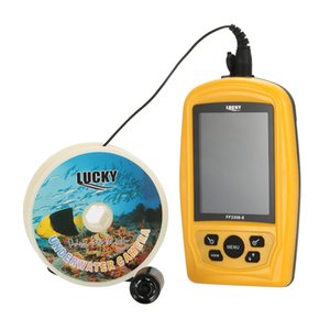 Wholesale Portable TV Underwater Fishing Inspection Camera System CMD Sensor IN TFT RGB Monitor Fish Sea M Cabl