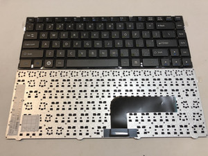 Russia Laptop Keyboard For Pegatron B14Y B34FD DNS (0150931) MP-11P53SU-5281 With frame RU Layout