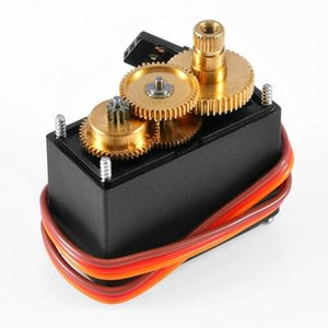 ingrosso coppia di elicotteri-Freeshipping x MG995 Servos Motor High Speed Digital Metal Gear Ball Bearing Torque kg Per RC Auto Barca Elicottero Per Kit Robot