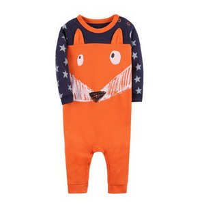 Wholesale Children Fashion Jumpsuits hot Short Climbing Clothes The new animal model of male and female infants