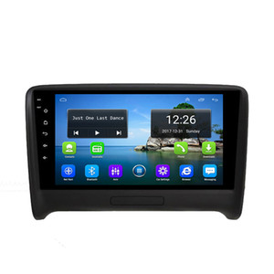 Wholesale Android HD P car MP3 MP4 Music Resolution HD display Resolution USB for AUDI TT inch