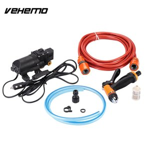 Wholesale DC V PSI High Pressure Pump Washer Spray Car Washer Pump Pump Sprayer Durable Portable Nozzle W