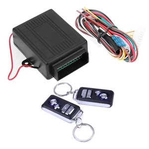 Wholesale Universal Car Door Lock Keyless Entry System Auto Remote Central Kit