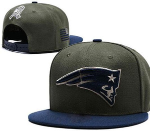 2019 fashion New England Baseball Snapback All Team Football Snap Back Hats Womens Mens Flat Caps strapback Hip Hop Caps Cheap Sports Hats