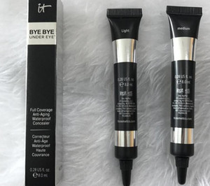 stock makeup brand it cosmetics BYE BYE UNDER EYE Light  Medium under eye Full Coverage Waterproof Concealer foundation primer