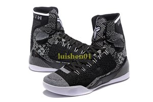 Cheap Sale kobe 9 High Weaving BHM Easter Christmas Basketball Shoes for Top quality Mens KB 9s Men trainers Sports Sneakers Size 40-46 V9