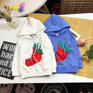 Girls Baby Boys Sweatshirt print With Caps Baby Cotton Casual Hoodies Spring Autumn Big Pockt Front Kids Clothes Loose Outerwear 5 on Sale