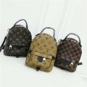 Wholesale Kids Designer Backpacks Classic Mini Bags Newest High Quality PU Shoulders Bags Fashion Teenager Girls Leisure Backpacks Colors