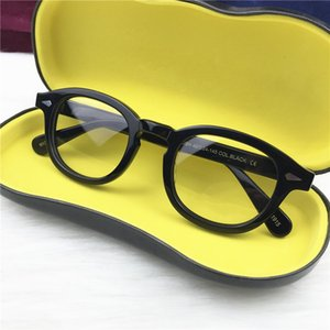 New eyeglasses frame LEMTOSH plank frame glasses frame restoring ancient ways oculos de grau men and women myopia eye glasses frames