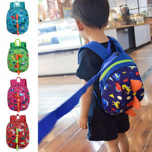 Wholesale Baby Kids Safety Harness Leash Anti Lost Backpack Strap Bag For Walking Toddler