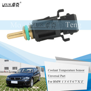Wholesale coolant temperature sensor resale online - ZUK Engine Coolant Temperature Sensor For BMW For i i I OE Universal Part