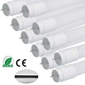 Wholesale 10pcs T8 18W 4ft Nanometer LED Tube Light Nano Replacement Fluorescent 1.2m Lamp