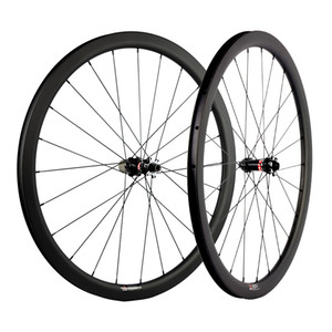 Wholesale wheel carbon racing for sale - Group buy 38mm Depth Clincher Tubeless Tubular Disc Brake Carbon Wheelset C mm Width Carbon Wheels Road Bike UD Matte Racing Wheels Novatec Hub