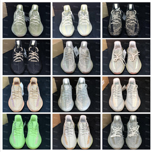 Wholesale Stock X Synth Static Reflective Men Runnning Shoes Lundmark Sneakers Cloud White Sports Trainers Antlia Sesame Semi Frozen Blue Tint zebra