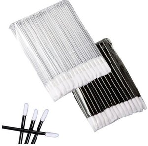 300pcs Make Up Brushes set Maquillage Mascara Wands Lip Brush Pen Cleaner Cleaning Eyelash Disposable Makeup Brush Applicators