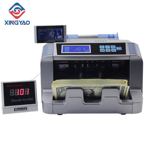 Wholesale money counter machines for sale - Group buy World Currencies Bill Counter With Magnets Iraq Money Counting Machine v v Usd Eur Gbp Cad Jpy Cash Counter