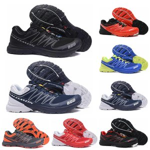 Wholesale Hot S Lab Sense runner Soft Ground wings mens Running Shoes outdoor hiking jogging Athletic Shoes Mens Sports Sneakers size