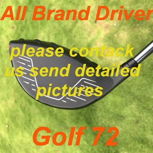 Wholesale degree golf clubs for sale - Group buy 2020 New golf driver RH All Brand driver or degree with Graphite shaft wrench headcover golf clubs