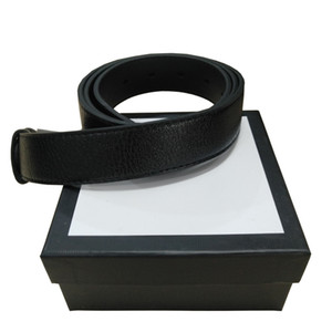 Wholesale standard gold resale online - Belts Womens Belt Mens Belts Leather Black Belts Women Snake Big Gold Buckle Men Classic Casual Pearl Belt Ceinture White Box