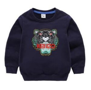 Wholesale Children's sweater spring and autumn long-sleeved children's pullover winter long-sleeved wearing a round neck sweater baby 1 year