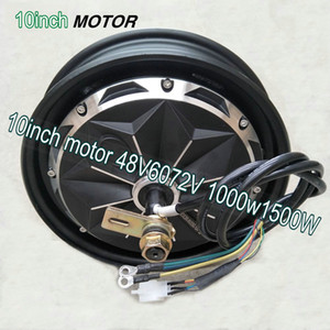 10inch motor 48V60v72V84v96v1000w1500W disc brake drum brake electric bike electric scooter motorcycle tricycle conversion parts