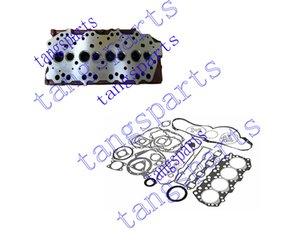 Wholesale head gaskets for sale - Group buy New S4Q2 Cylinder head engine gasket kit Fit Mitsubishi diesel excavator forklift dozer etc engine parts kit in good quality