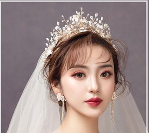 Wedding crown wedding dress of the bride on Sale