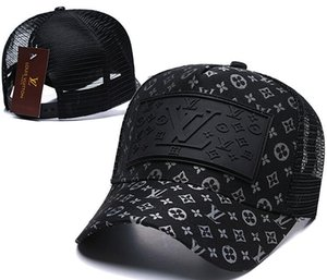 Wholesale Casquette AX Cap golf outdoor hats Adult Mesh Caps black Trucker Hat bone Snapback Hats Top quality brand hats Tennis lovers
