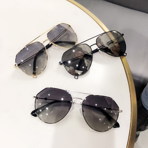 New Polarized Pilot Net Red Wind Sunglasses Fashion for Women in Sunglasses 2019 Harbin Toad Mirror Mens Couple Tide