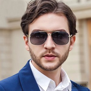 Wholesale The new designer sunglasses high quality brand personality in Europe and the street snap polarized glasses ms male toad sunglasses