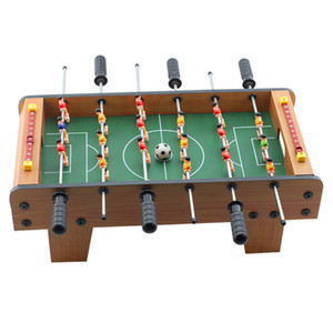 Wholesale On The Table Football Machine Game Platform Gift Parenting Motion Boy Alpinia Oxyphylla Toys Children Desktop Football Machine