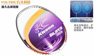 Wholesale Original Kason K MAX Whole Carbon Fiber badminton racket with String quality guaranteed