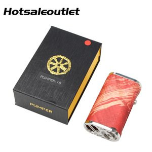 Wholesale Original asMODus Pumper BF Squonk Box Mod Max W with ml Squonk Bottle Powered Battery for e cig