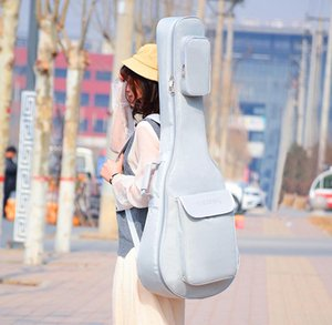 special Guitar bag 36 38 39 40 41 inch classical folk acoustic guitar thickening student men and women portable sleeve shoulder bag